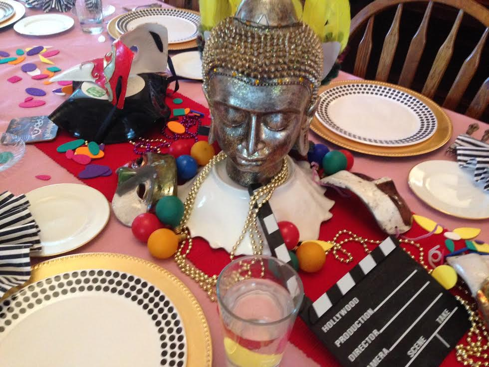Elin's Latest Tablescape
