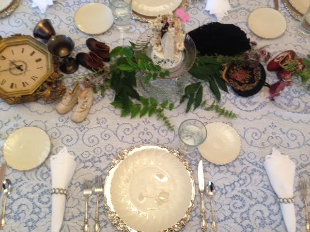 The Wedding Tablescape